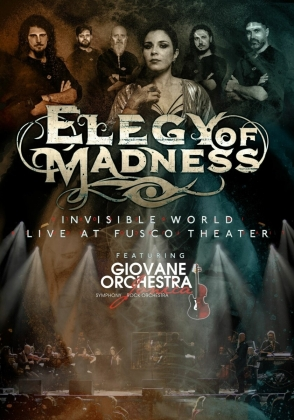 Elegy Of Madness - Invisible World - Live at Fusco Theater