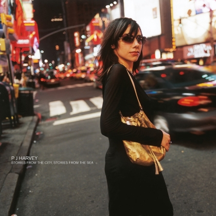 PJ Harvey - Stories From The City, Stories From The Sea (2021 Reissue, LP)