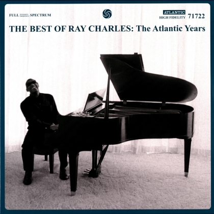 Ray Charles - Best Of Ray Charles: The Atlantic Years (Blue Vinyl, LP)