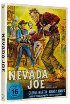 Nevada Joe (1965) (Cover B, Edizione Limitata, Mediabook, Blu-ray + DVD)