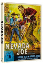 Nevada Joe (1965) (Cover B, Limited Edition, Mediabook, Blu-ray + DVD)