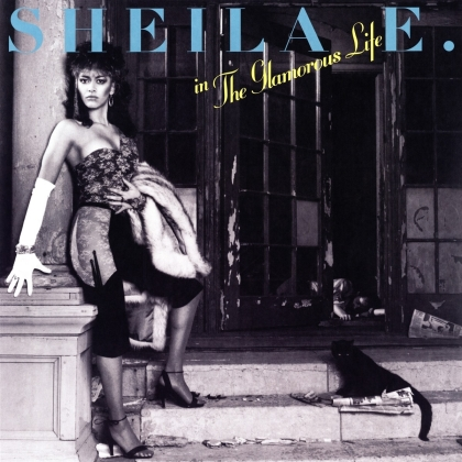 Sheila E - Glamorous Life (2021 Reissue, Teal Colored Vinyl, LP)
