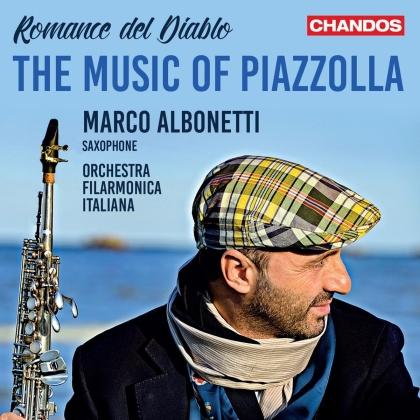 Astor Piazzolla (1921-1992), Marco Albonetti & Orchestra Philharmonica Italiana - Romance Del Diablo - The Music of Piazzolla