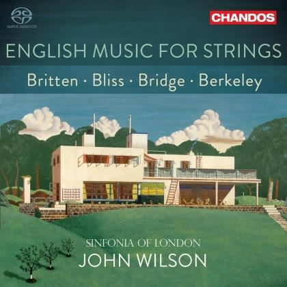Sinfonia Of London, Benjamin Britten (1913-1976), Arthur Bliss (1891-1975), Frank Bridge (1879-1941), Lennox Berkeley (1903-1989), … - English Music For Strings