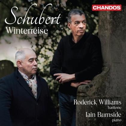 Franz Schubert (1797-1828), Roderick Williams & Iain Burnside - Winterreise