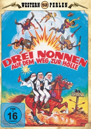 Drei Nonnen auf dem Weg zur Hölle (1973)