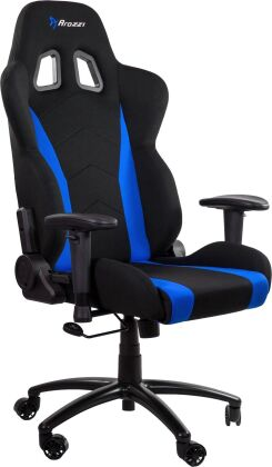 Arozzi Inizio Fabric Gaming Chair - blue