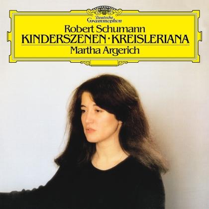 Robert Schumann (1810-1856) & Martha Argerich - Kinderszenen Op.15, Kreisleriana Op.16 (LP)