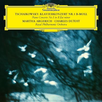 Peter Iljitsch Tschaikowsky (1840-1893), Charles Dutoit, Martha Argerich & Royal Philharmonic Orchestra - Klavierkonzert Nr. 1 - Piano Concerto No. 1 (LP)