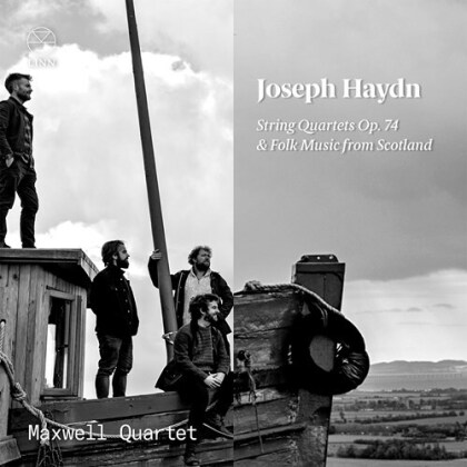Maxwell Quartet & Joseph Haydn (1732-1809) - String Quartets Op. 74, Folk Music From Scotland