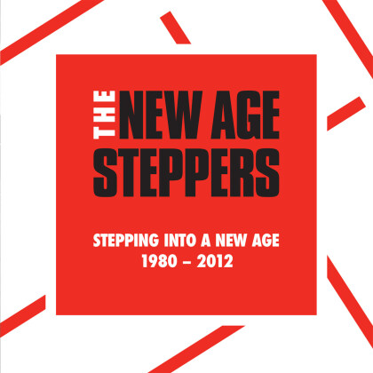 New Age Steppers - Stepping Into A New Age 1980-2012 (5 CDs)