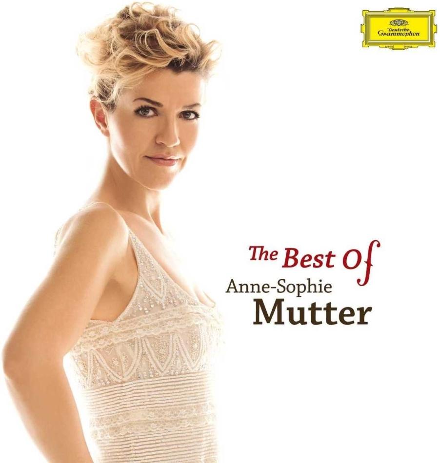 Anne-Sophie Mutter - Best Of Anne-Sophie Mutter (2021 Reissue, 2 CDs)