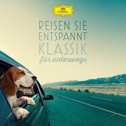Ludovico Einaudi, Yiruma, Lang Lang, Barenboim, WP, … - Reisen Sie Entspannt (Klassik Radio) (2 CDs)
