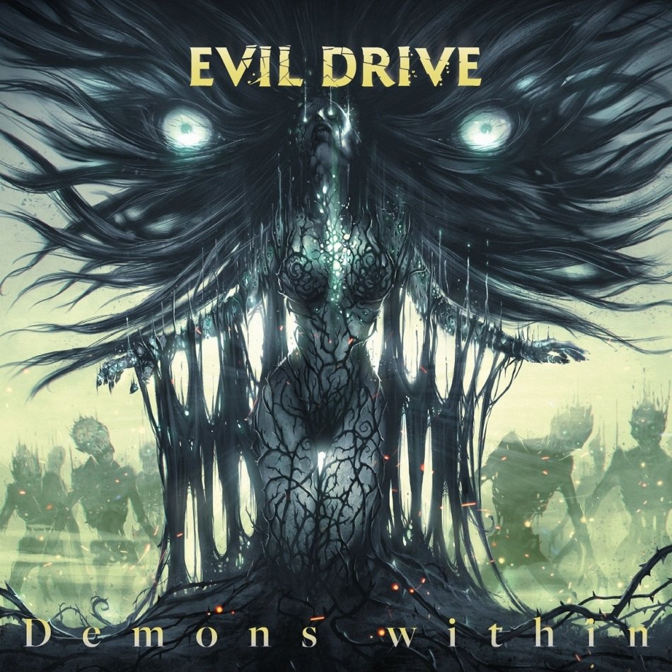 Evildrive - Demons Within