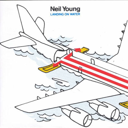 Neil Young - Landing On Water (2021 Reissue)