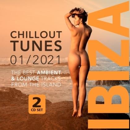 Ibiza Chillouyt Tunes 01/2021 (2 CDs)