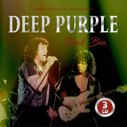 Deep Purple - Rock Box (3 CDs)