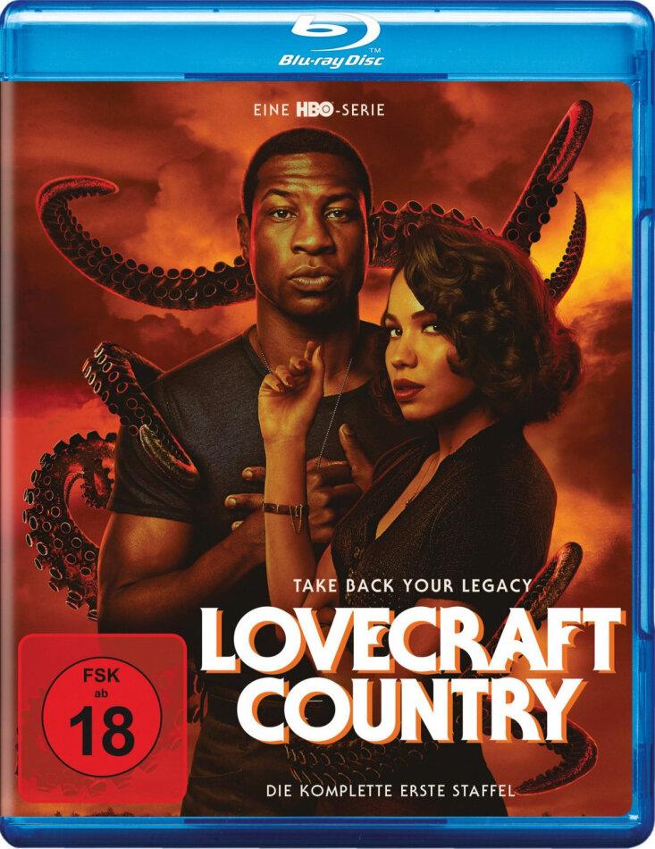 Lovecraft Country - Staffel 1 (3 Blu-rays)