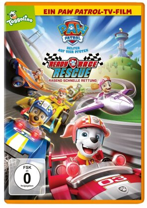 Paw Patrol - Ready Race Rescue - Rasend schnell