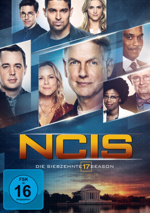 NCIS - Staffel 17 (5 DVDs)