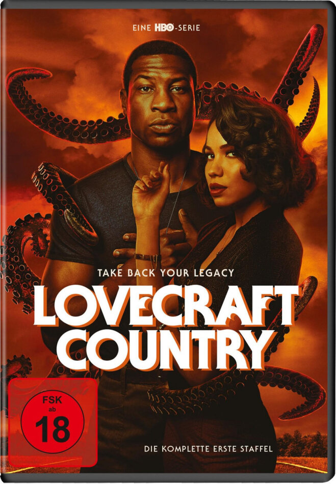 Lovecraft Country - Staffel 1 (3 DVDs)