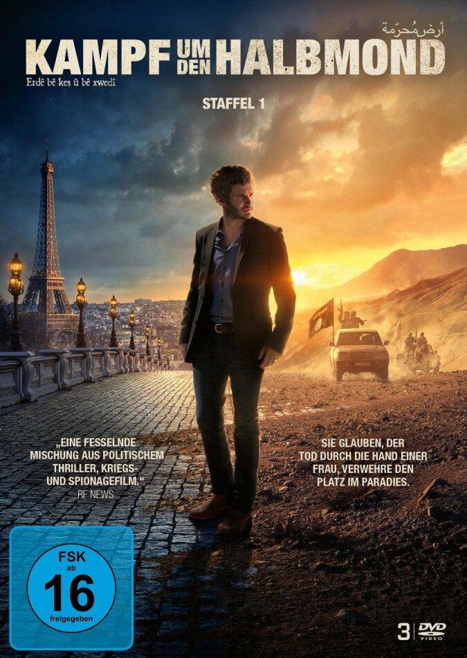 Kampf um den Halbmond - Staffel 1 (3 DVDs)