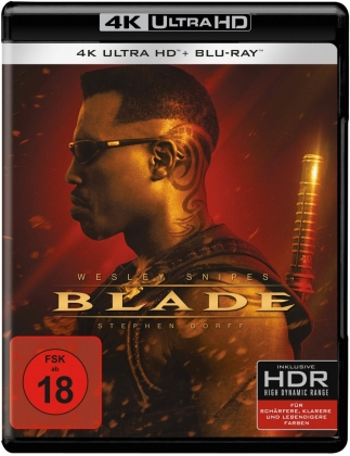 Blade (1998) (4K Ultra HD + Blu-ray)