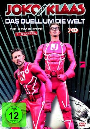 Joko gegen Klaas - Das Duell um die Welt - Staffel 1 (2 DVDs)