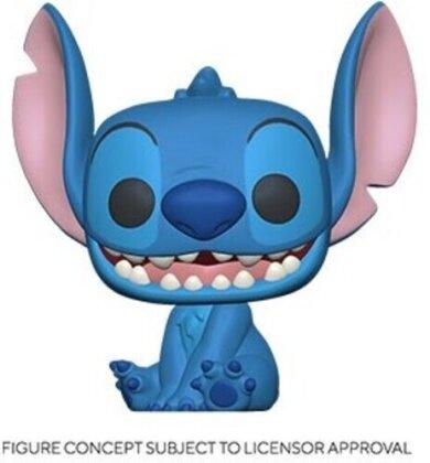 Funko Pop! Disney - Lilo & Stitch: Smiling Seated Stitch
