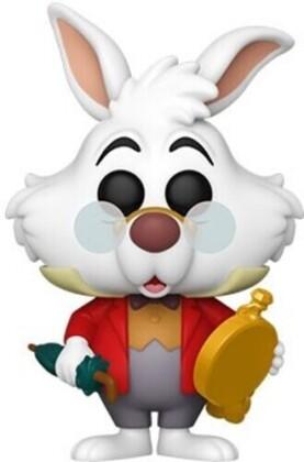 Funko Pop! Disney - Alice in Wonderland 70th: White Rabbit with Watch