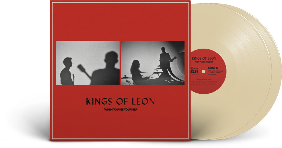 Kings Of Leon - When You See Yourself - (Cream Colored Edition) (Limited Edition, Cream Vinyl, 2 LPs)