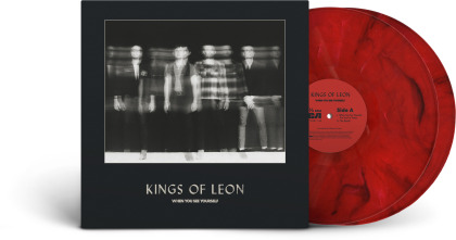 Kings Of Leon - When You See Yourself (Limited Edition, Red Vinyl, 2 LPs)