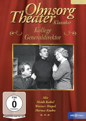 Ohnsorg Theater Klassiker - Kollege Generaldirektor
