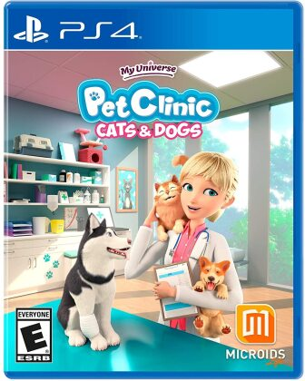 My Universe - Pet Clinic: Cats & Dogs