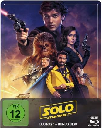 Solo - A Star Wars Story (2018) (Edizione Limitata, Steelbook, 2 Blu-ray)
