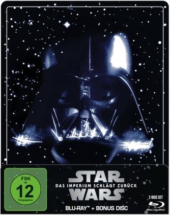 Star Wars - Episode 5 - Das Imperium schlägt zurück (1980) (Limited Edition, Steelbook, 2 Blu-rays)