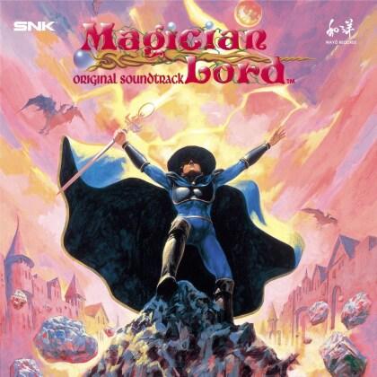 SNK Sound Team - Magician Lord - O