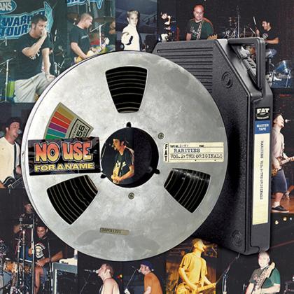 No Use For A Name - Rarities Vol. 2: The Originals (LP)