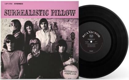 Jefferson Airplane - Surrealistic Pillow (2021 Reissue, Remastered, LP)