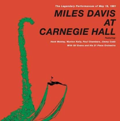 Miles Davis - At Carnegie Hall (2021 Reissue, Honeypie, LP)