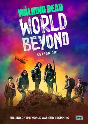 The Walking Dead: World Beyond - Season 1 (3 DVDs)