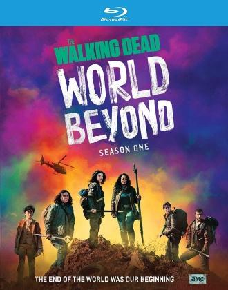 The Walking Dead: World Beyond - Season 1 (3 Blu-rays)