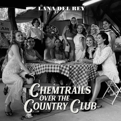 Lana Del Rey - Chemtrails Over The Country Club (Indies Only, Limited Edition, Yellow Vinyl, LP)
