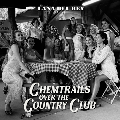 Lana Del Rey - Chemtrails Over The Country Club (LP + Digital Copy)