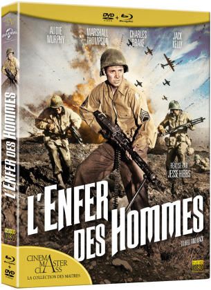 L'enfer des hommes (1955) (Cinema Master Class, Blu-ray + DVD)