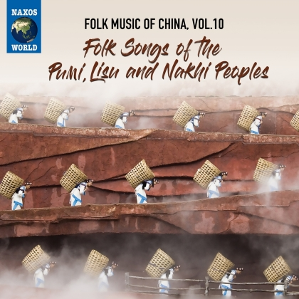 Folk Music Of China 10 - Folk Songs Of The Pumi