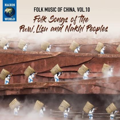 Folk Music Of China 10 - Folk Songs Of The Pumi