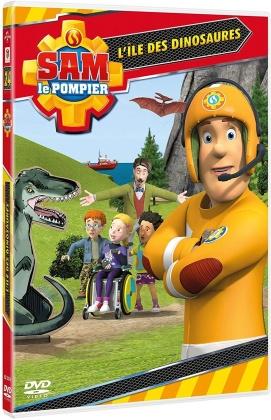 Sam le Pompier - Vol. 24 - L'île des dinosaures
