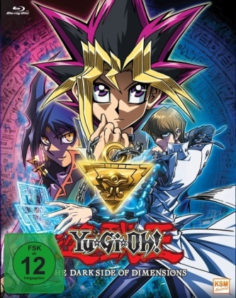 Yu-Gi-Oh! - The Dark Side of Dimensions (2016) (Limited Edition)
