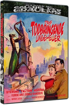 Das todbringende Ungeheuer (1957) (Der Fluch der Galerie des Grauens, Blu-ray + DVD)
